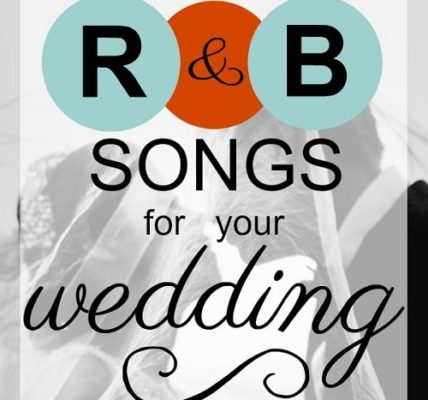 Top RnB Songs for Wedding