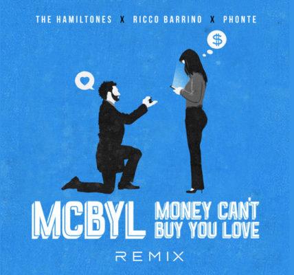 The Hamiltones Money Can't Buy You Love Remix