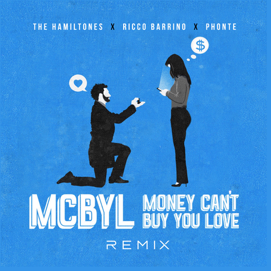 The Hamiltones Money Can't Buy You Love Remix