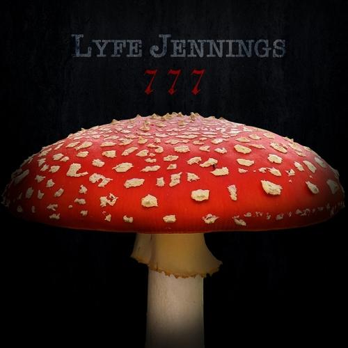 Lyfe Jennings 777 Album Cover