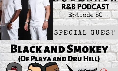 Smoke Black Dru Hill Playa