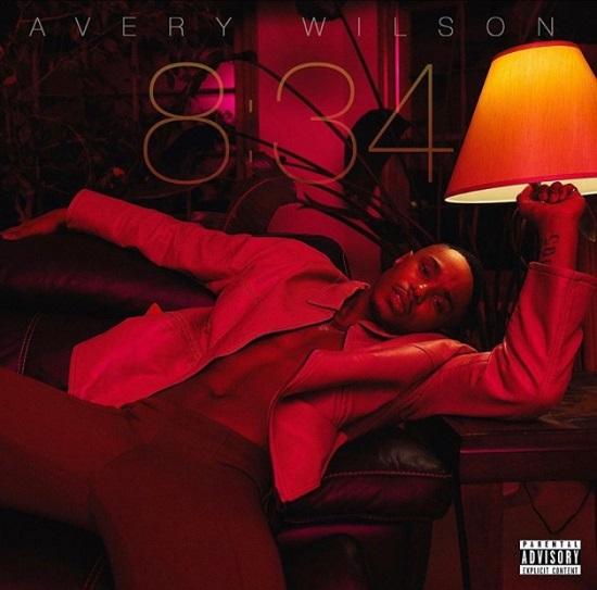 Avery Wilson 834 EP Cover