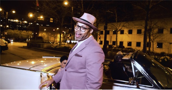 Eric Roberson Leave It In Video