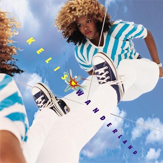 Kelis Wanderland Album Cover