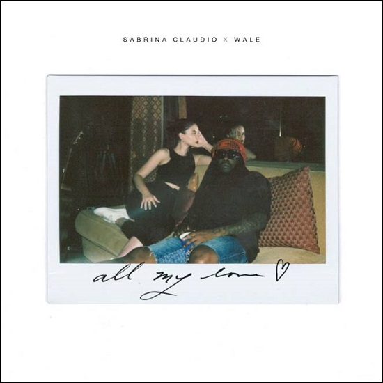 New Music: Sabrina Claudio – All My Love (featuring Wale)
