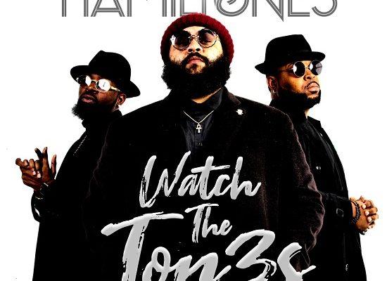 The Hamiltones Watch the Ton3s EP Cover