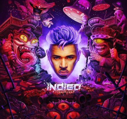 Chris Brown indigo