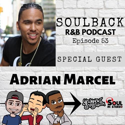 soulback adrian marcel