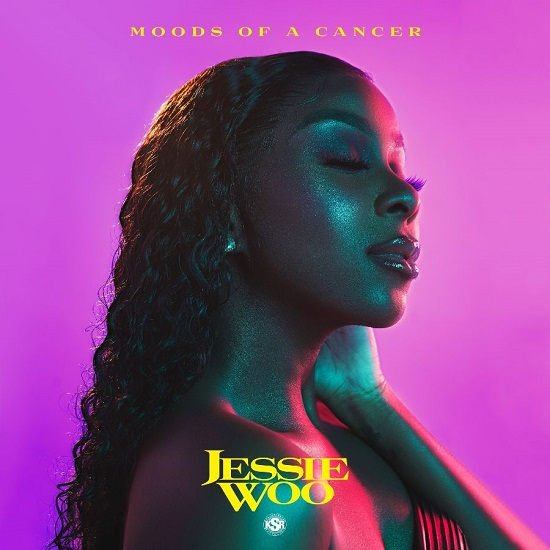 Jessie Woo Moods of a Cancer EP Cover