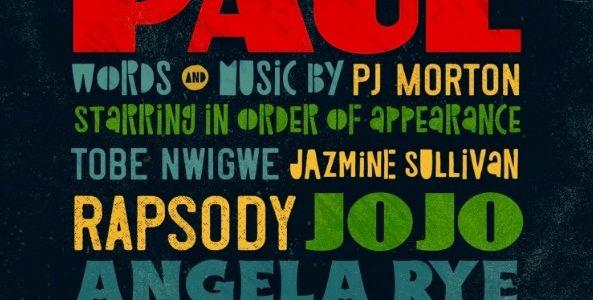 PJ Morton Paul Album Cover