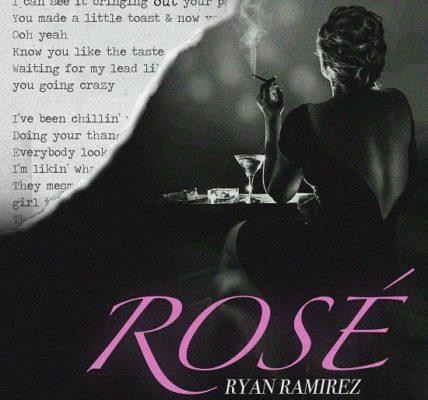 Ryan Ramirez Rosé Artwork