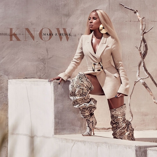 New Music: Mary J. Blige – Know