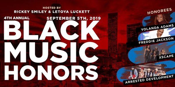 Black Music Honors 2019