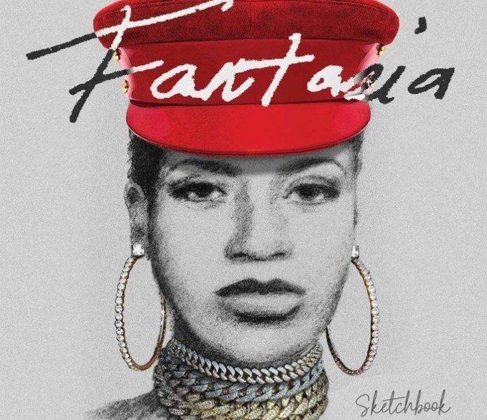 Fantasia Sketchbook Album Cover