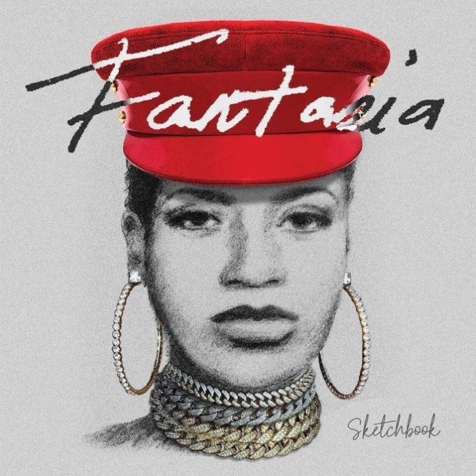 Fantasia Sketchbook Album Cover