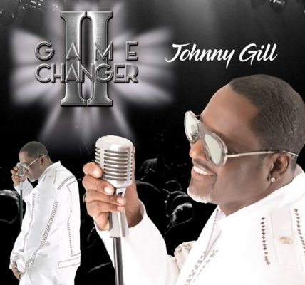 Johnny Gill Game Changer II Album Cover