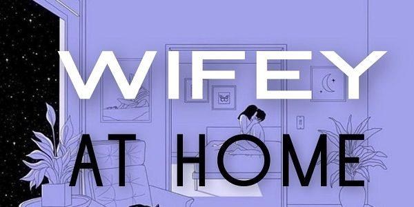 Netta Brielle Wifey at Home