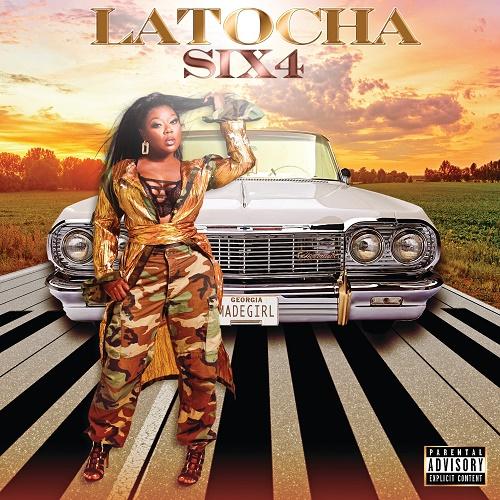 "Xscape's LaTocha Scott Drops New Single ""Six4"""