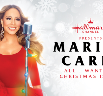 Mariah Carey All I Want For Christmas is You 2019