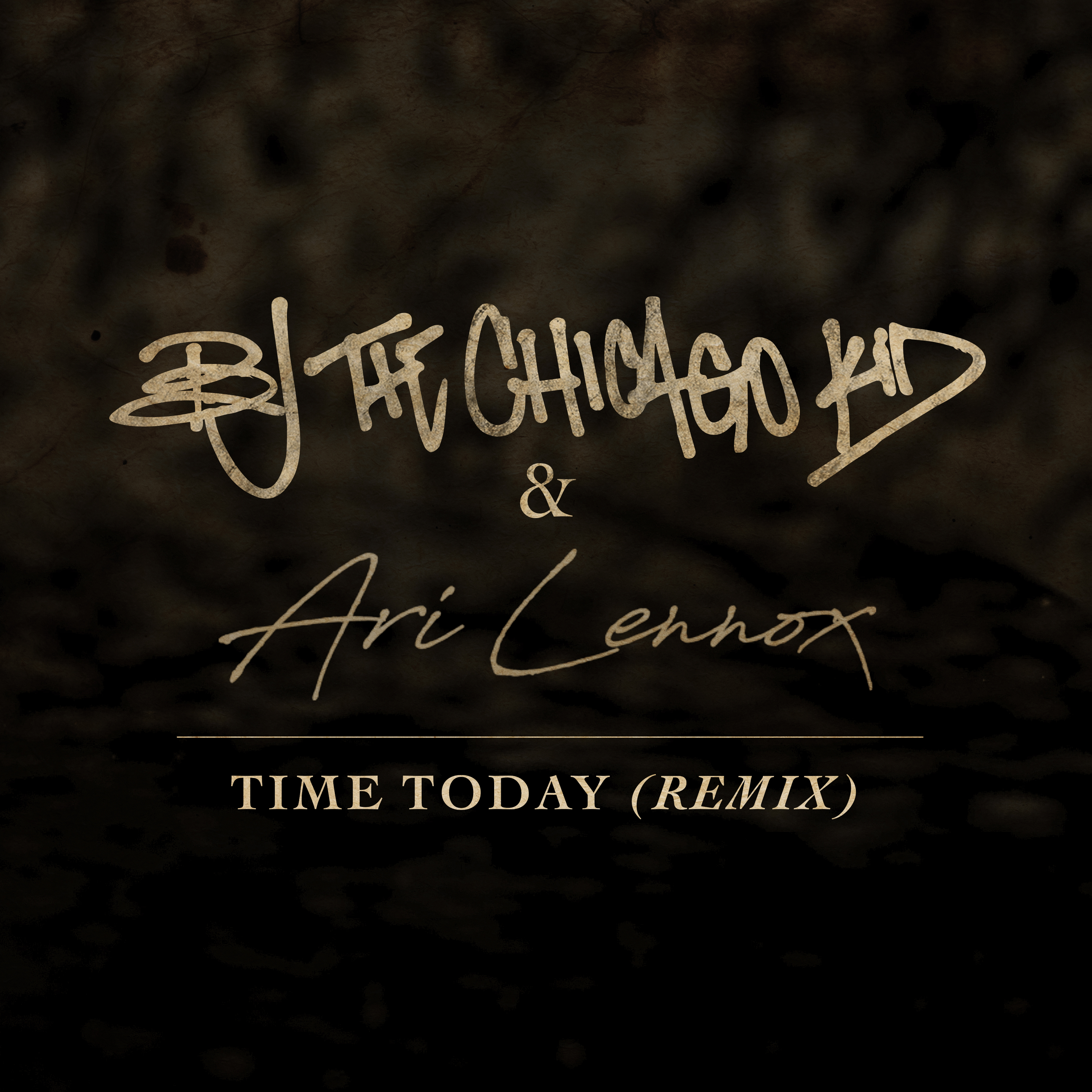 BJ the Chicago Kid Time Today Remix
