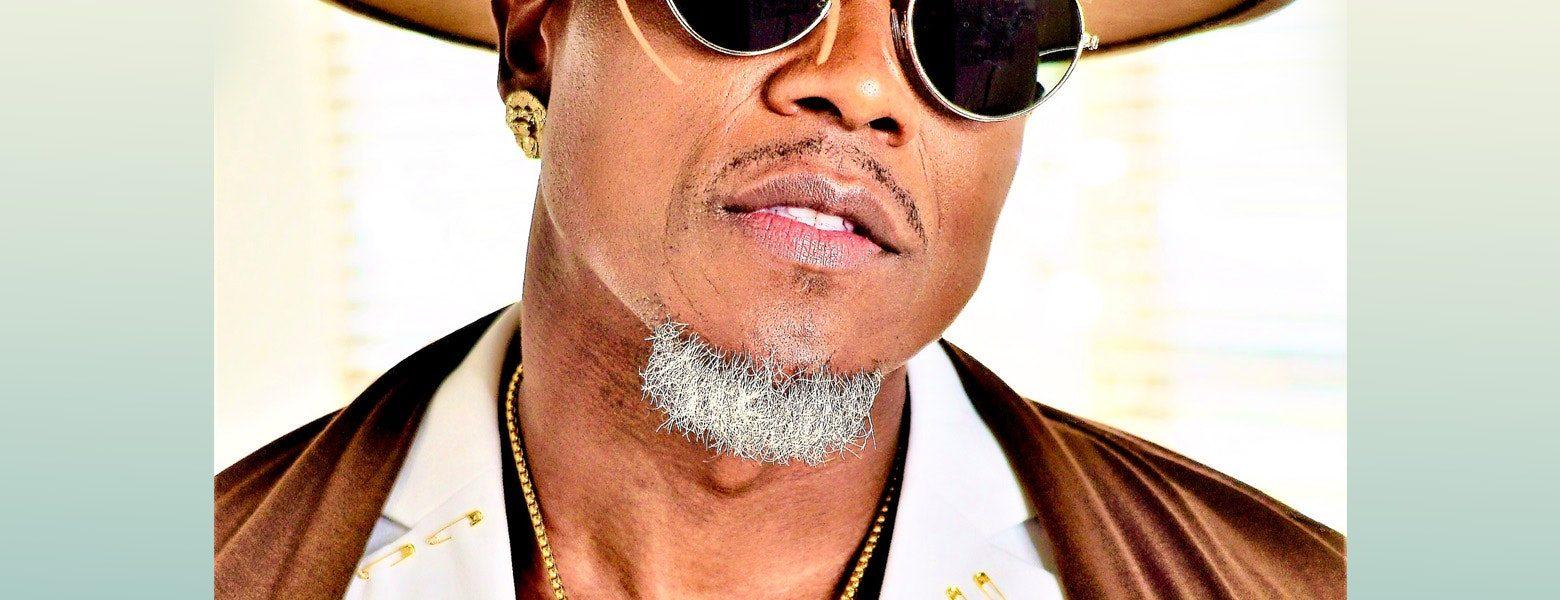 Calvin Richardson Gold Dust Album Cover
