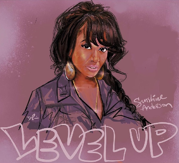 "Sunshine Anderson Returns With New Single ""Level Up"""