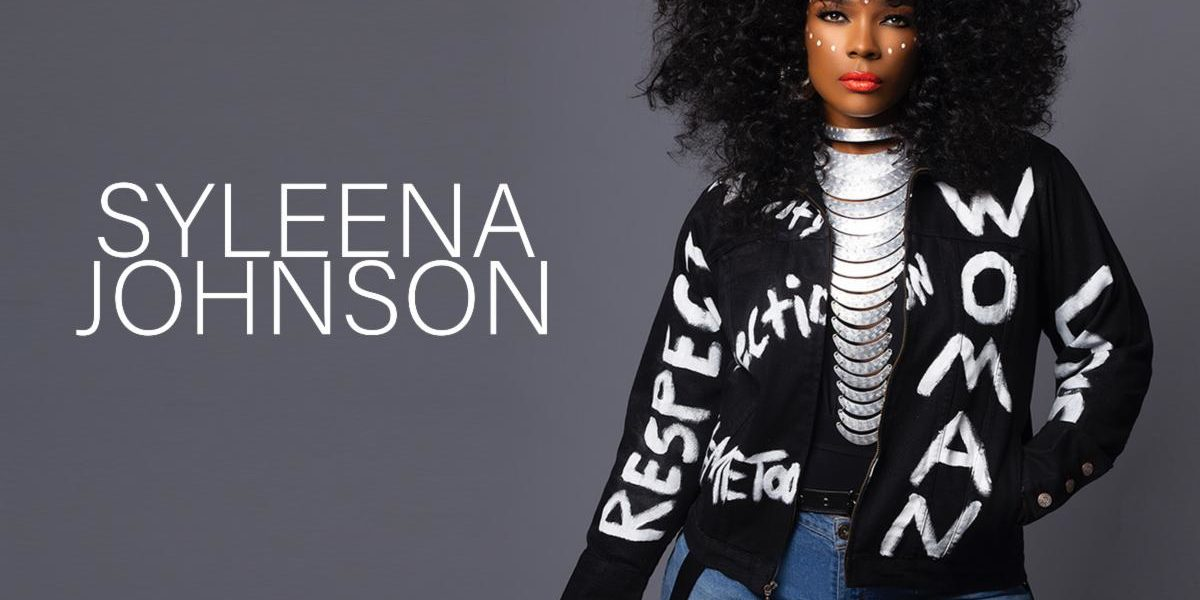 Syleena Johnson Woman Album Cover