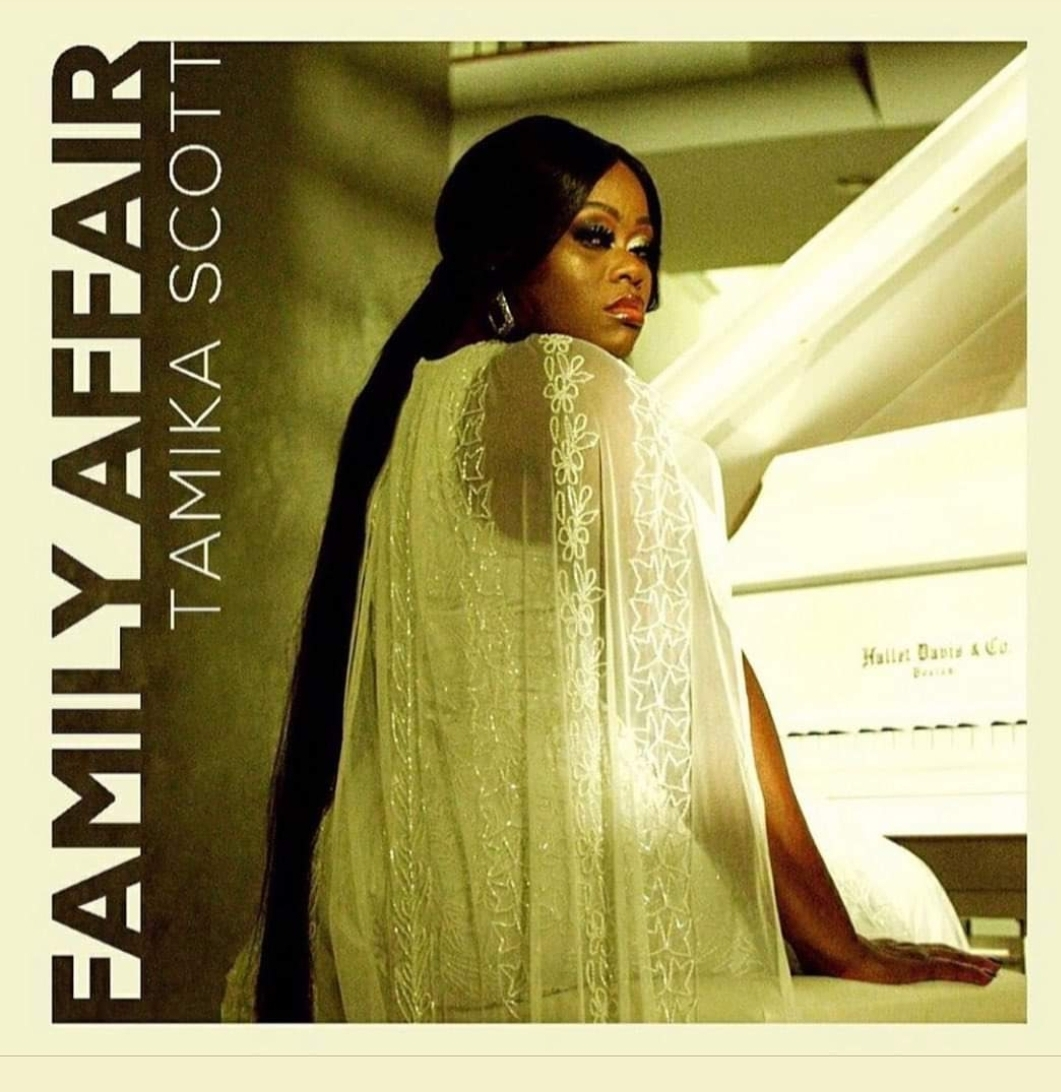 "Tamika Scott of Xscape Releases Debut Solo EP ""Family Affair"" (Stream)"