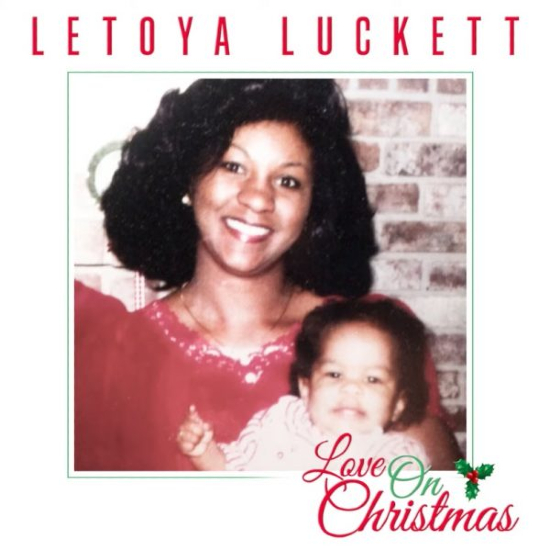 LeToya Luckett Love on Christmas