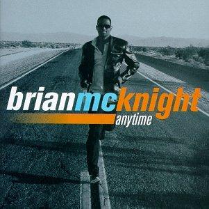 Brian McKnight Anytime Album Cover
