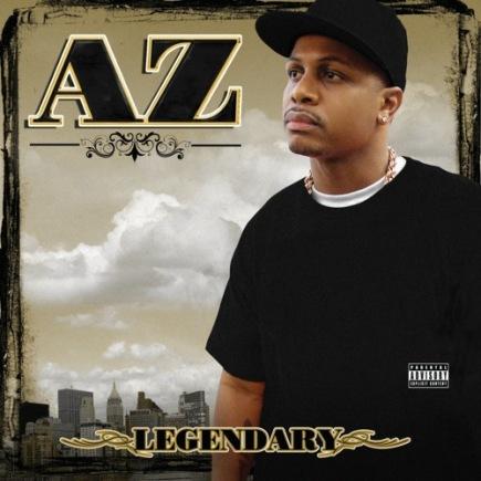 AZ Legendary Album Cover