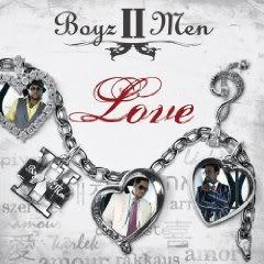 Boyz II Men Love Album Cover