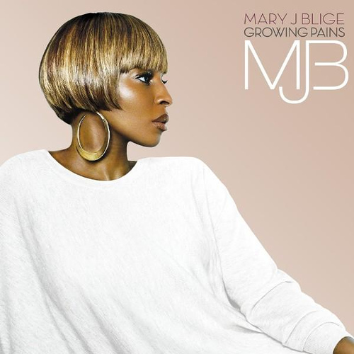 Mary J. Blige Growing Pains Album Cover