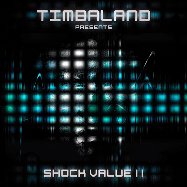 Timbaland Shock Value 2 Album Cover