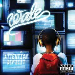 Wale Attention Deficit Album Cover