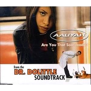 Aaliyah - Are You That Somebody (single)