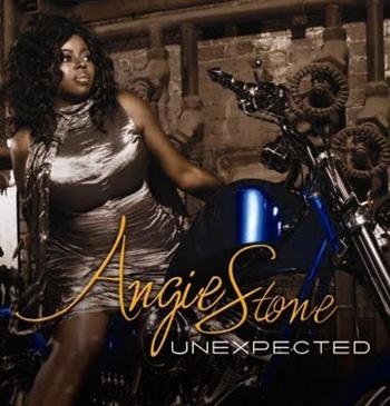 Angie Stone 'Unexpected' album cover