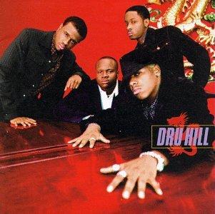 dru hill dru hill album cover