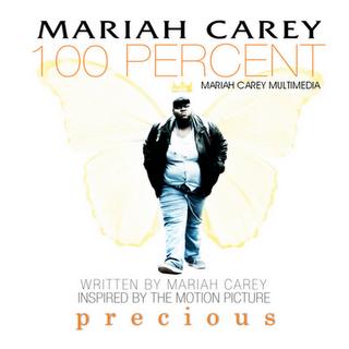 mariah carey 100 percent