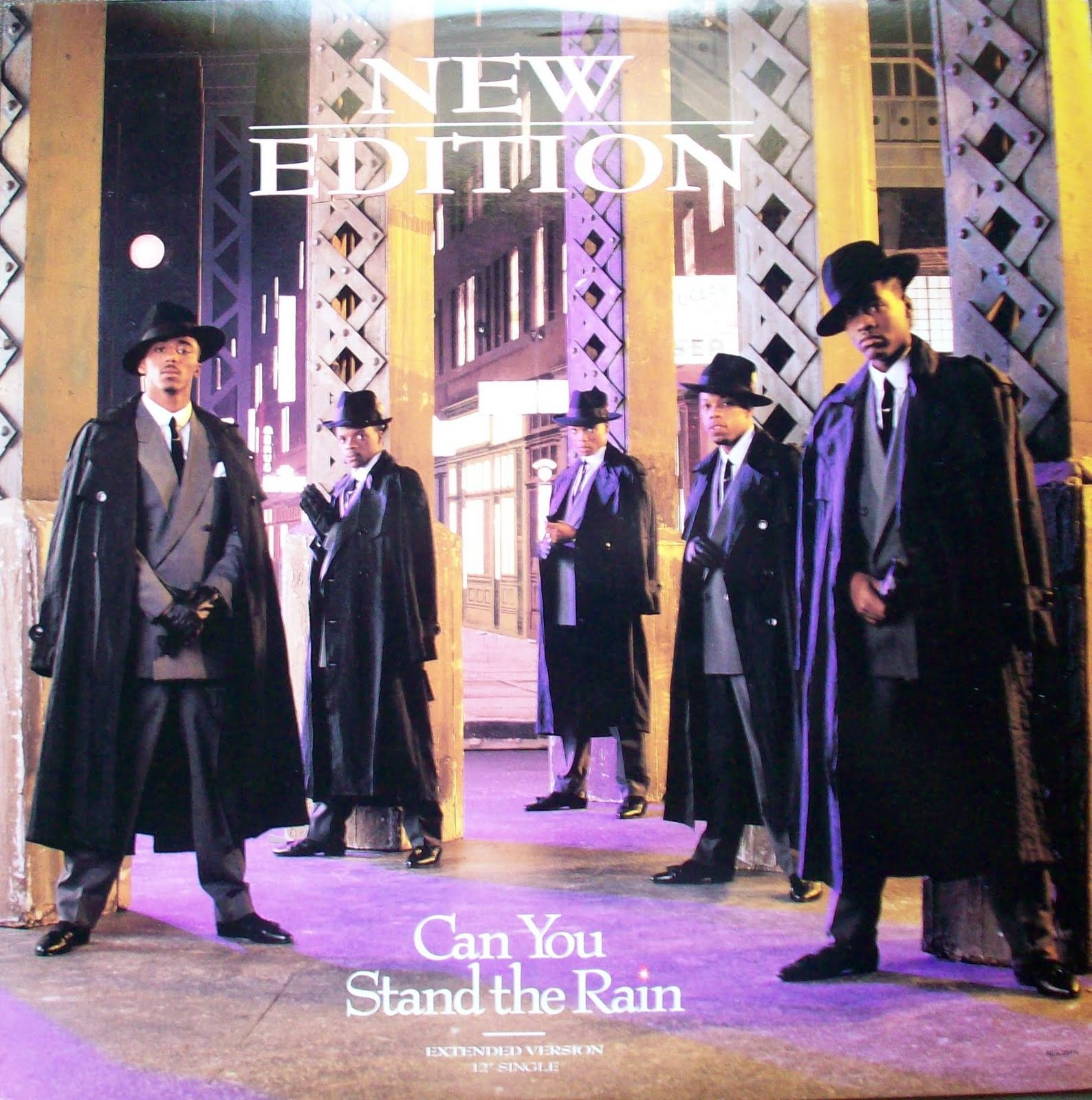 new edition can you stand the rain