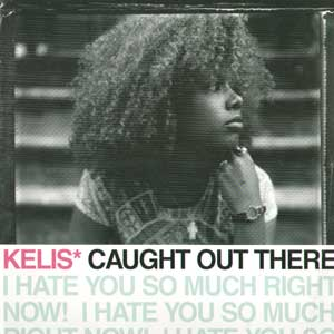 kelis caught out there
