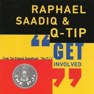 Raphael Saadiq Q-Tip Get Involved