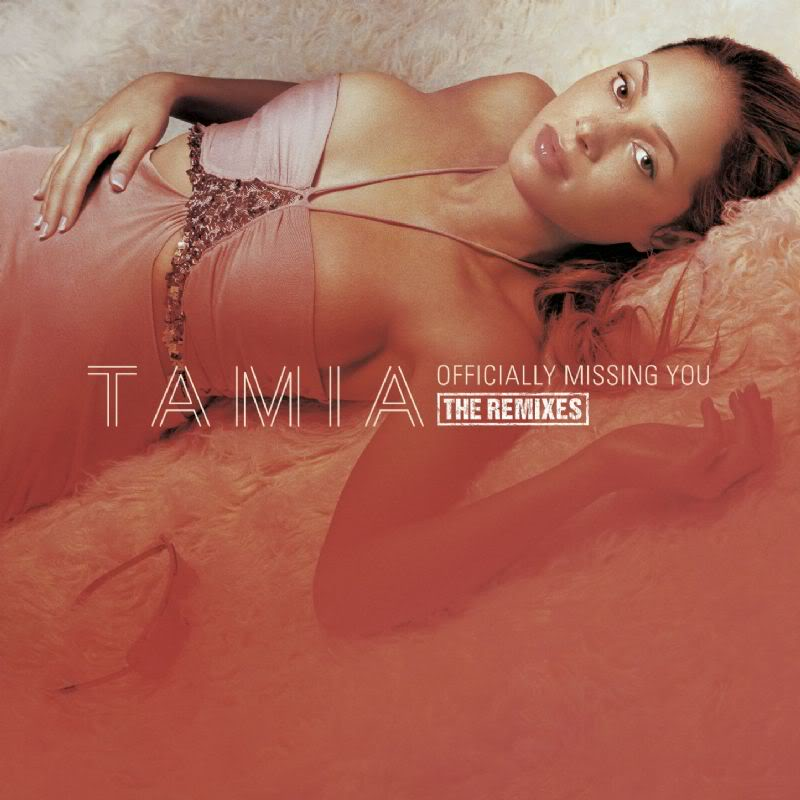 tamia officially missing you