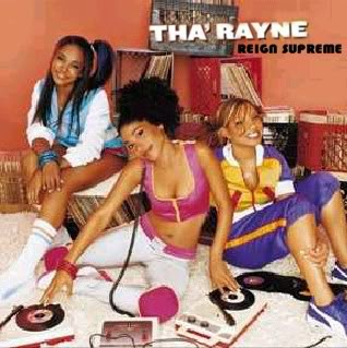 tha rayne reign supreme album