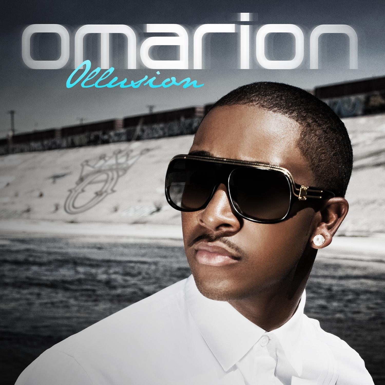 Omarion Ollusion Album Cover