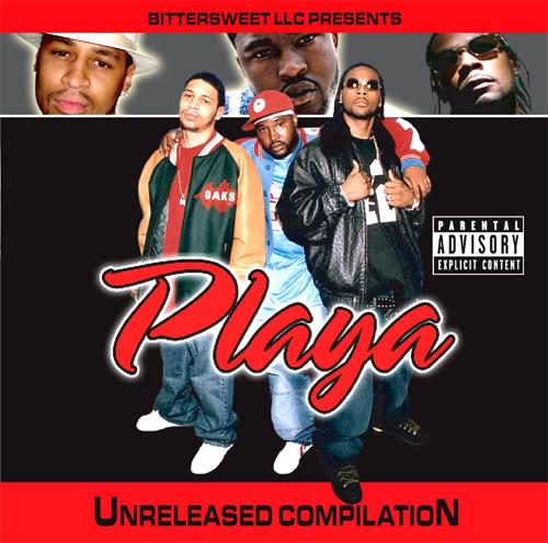 Playa Unreleased Compilation