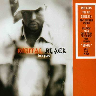 Digital Black of Playa Memoirs