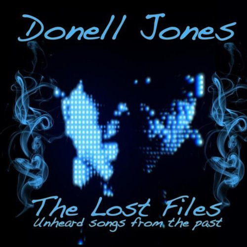Donell Jones The Lost Files Album Cover