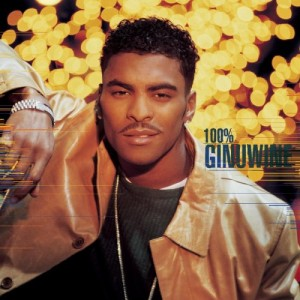 Ginuwine 100 Percent Album Cover