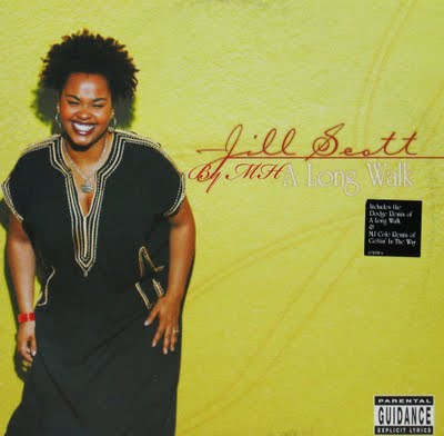 jill scott a long walk